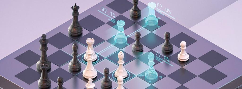 Chess with alpha zero
